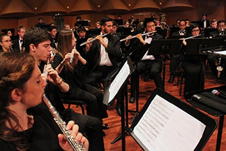 """Symphonic Winds & Community College Honor Band - """"Classic Structures"""""""