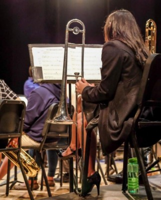 UCI Small Jazz Group Concert