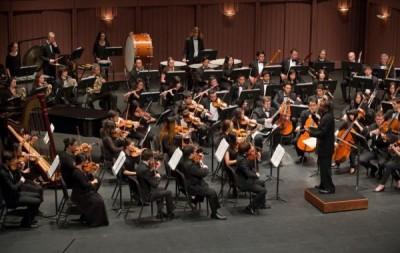 UCI Symphony Orchestra - Bright Future