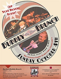 Big Band Bubbly Brunch