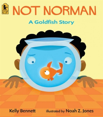 Read for the Record Celebrates Not Norman: A Goldfish Story