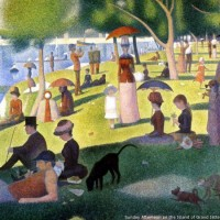 Chuck Jones at Art in the Park in Newport
