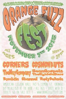 Orange Fuzz Fest