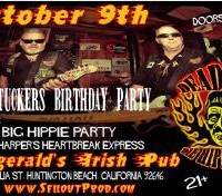 Deadbolt with Big Hippie Party and Todd Harper's Heartbreak Express