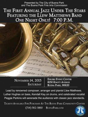 Jazz Under the Stars Concert