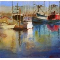 Water Color Painting class