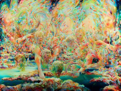 Into The Void - New Paintings from Orange County native Michael Page