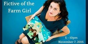 Fictive of the Farm Girl by Artist Shannon Richardson