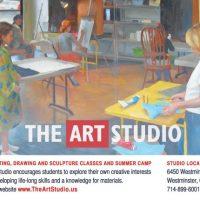 Children & Teens Weekly Art Classes