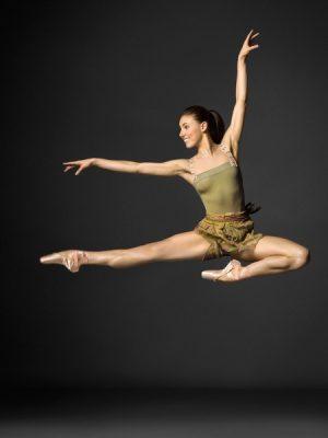 Master Class - New York City Ballet principal Tiler Peck