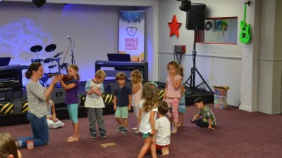 KinderConcert - a Family Mornings Concert Series