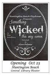 Something Wicked, This Way Comes