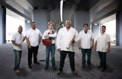 Jazz Wednesdays Winter '16 with The Latin Jazz Syndicate feat. Trumpeter Bijon Watson