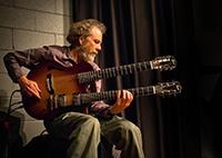 Jazz Wednesdays Winter '16 with Peter Sprague