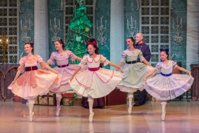 The Nutcracker Ballet performed by V and T Dance in Fullerton