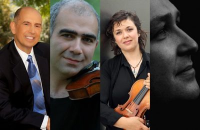 Dilijan Chamber Players with Armen Guzelimian