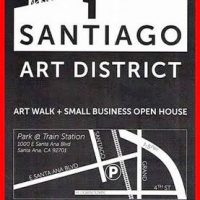 Santiago Art Walk & Small Business Open House