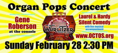 Organ Pops Concert