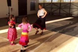 Flamenco Dance en el Parque Youth Ages 7-12