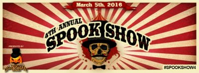 4th Annual Spook Show: A Halloween Festival by Hal...