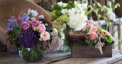 Spring Floral Workshop with Kristen Silka