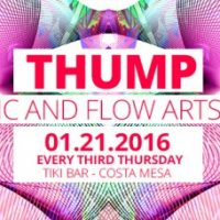 Thump: Bass Music & Flow Arts Monthly