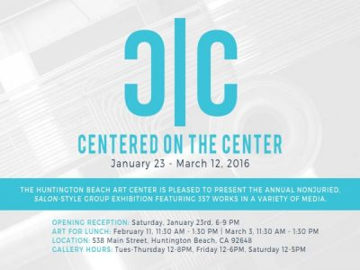 Centered on the Center - Opening Reception
