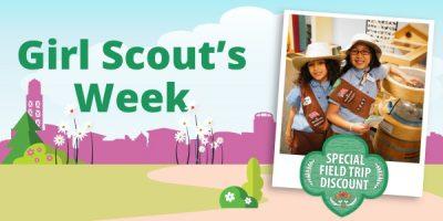 Girl Scout's Week