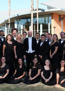 The Augustana Choir & Cal State Fullerton University Singers