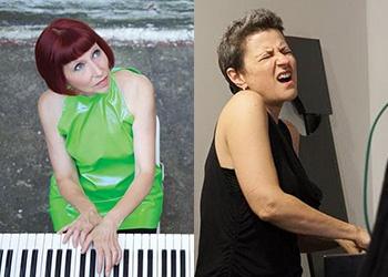 Kathleen Supové and Eleonor Sandresky, pianos
