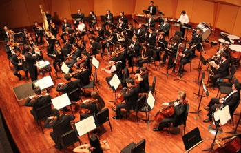 University Symphony Orchestra, guest conductor Roger Kalia