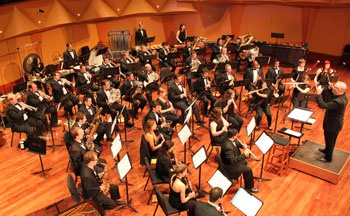 Symphonic Winds & University Wind Symphony