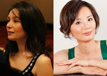 Füreya Ünal & Judy Huang, duo piano
