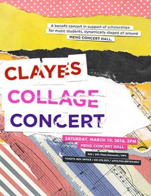 9th Annual Clayes Collage Concert