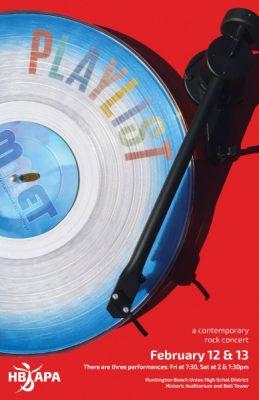 HB APA Presents 'Playlist'