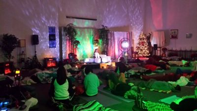 The Nature of Healing, Talk, Toning and Sound Bath