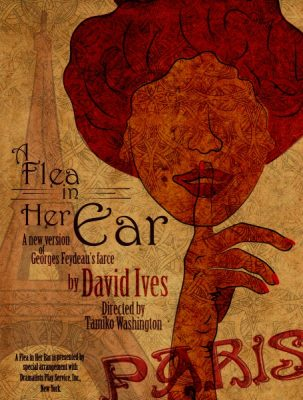 A Flea in Her Ear, by David Ives