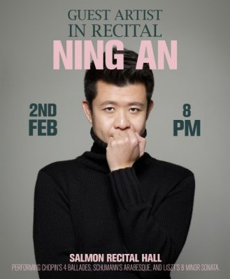 Ning An, Piano
