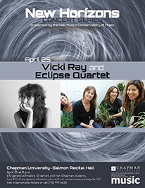 Vicki Ray and the Eclipse Quartet