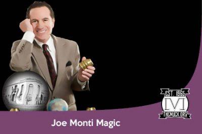 Joe Monti Magic