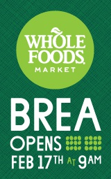 Whole Foods Market Brea Grand Opening