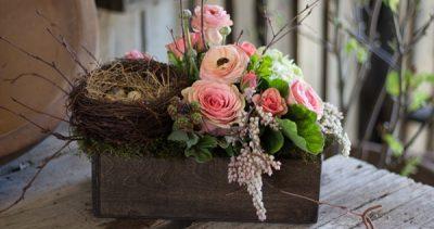 Inspired Spring Floral Designs with Kristen Silka & Onita Castillo