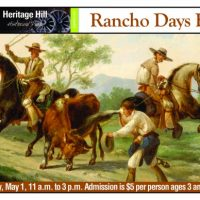 20th Annual Rancho Days Fiesta