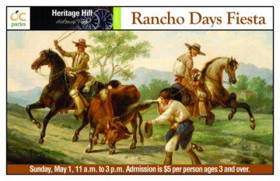 20th Annual Rancho Days Fiesta