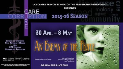 UCI Drama presents: An Enemy of the People