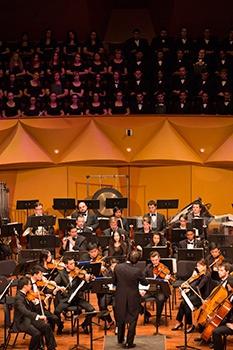 University Symphony Orchestra and Symphonic Chorus