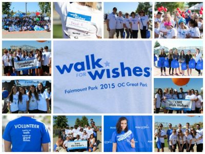 Irvine Walk for Wishes