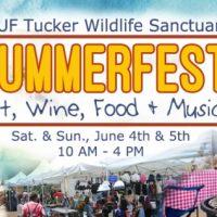 SummerFest at Tucker Wildlife Sanctuary