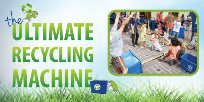 Ultimate Recycling Machine