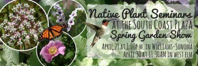 Free Seminars at the South Coast Plaza Spring Garden Show